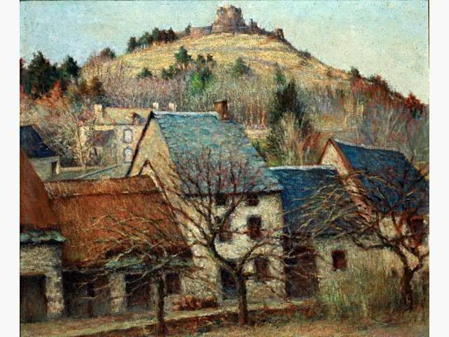 Abbé Léon BOUDAL Murol