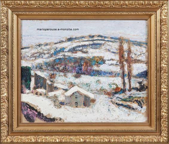 Charreton neige hsc 38x46