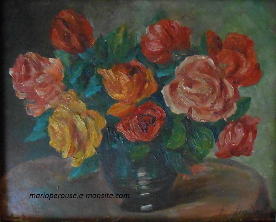 E Dodel roses