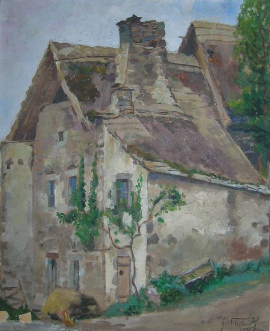 Henri FREDOUILLE