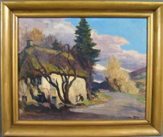 Jaffeux Chambon 1937 50x40