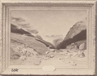 Le Val de Pralognan 1883 Jean Desbrosses