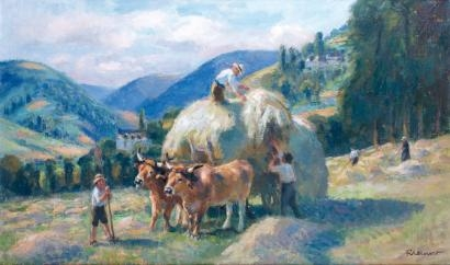 Raimond Lecourt Auvergne