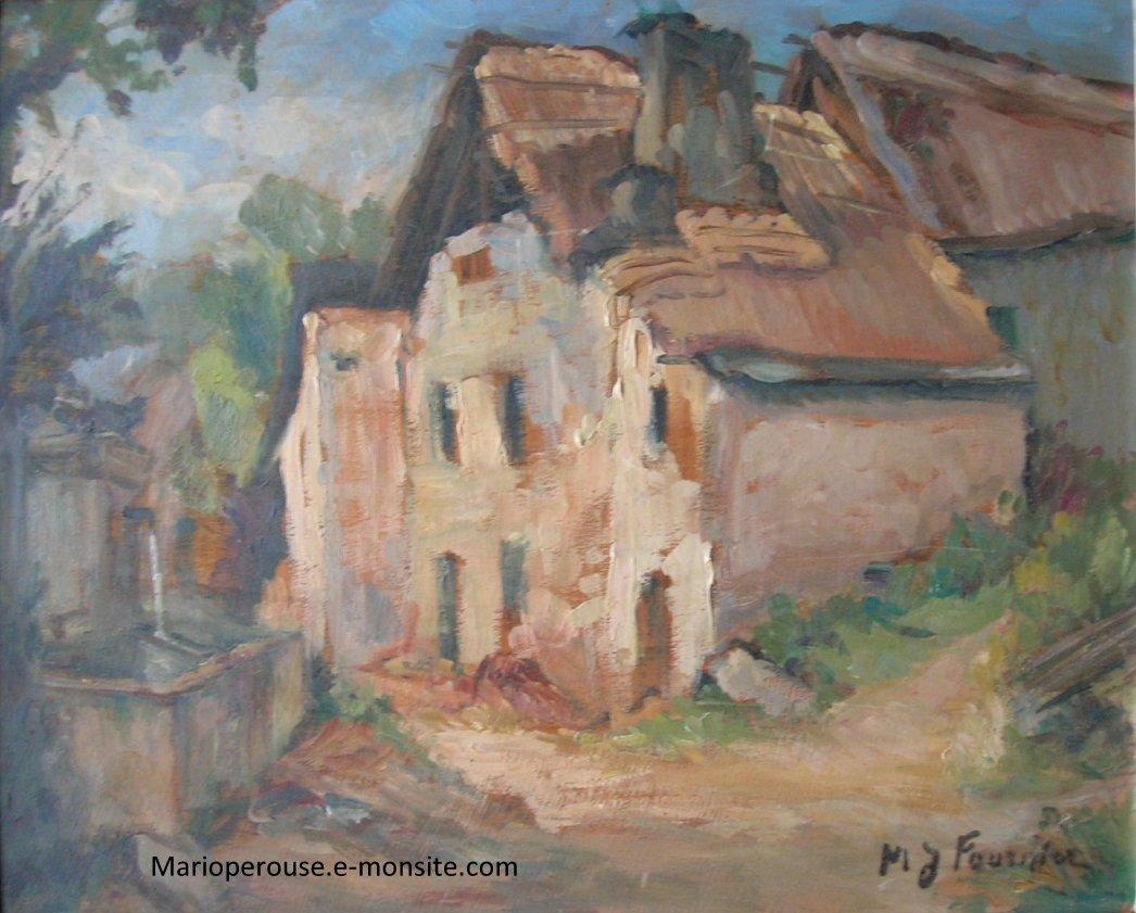 Marie Jeanne Fournier Murols Les Ballats