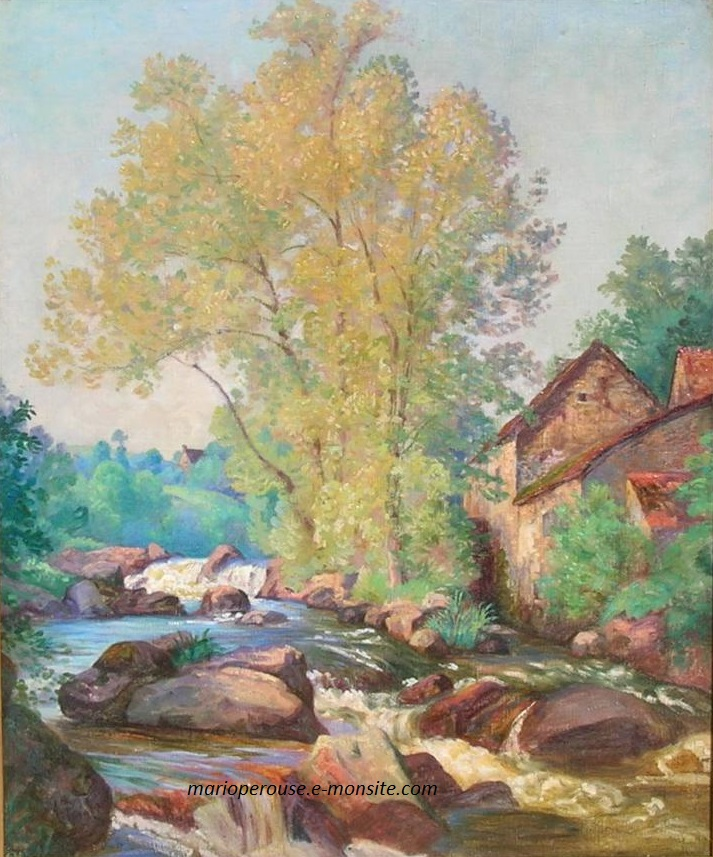 Point armand moulin 65x54