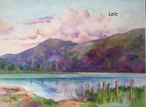 Rey adolphe le lac chambon