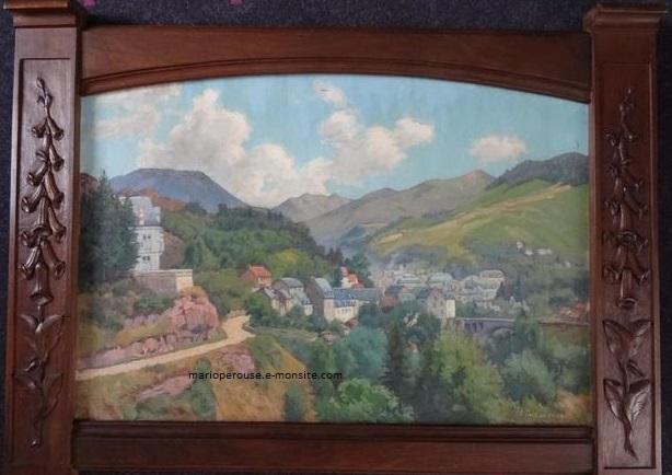 Tailhandier 55x81 hst vallee mont dore 1931