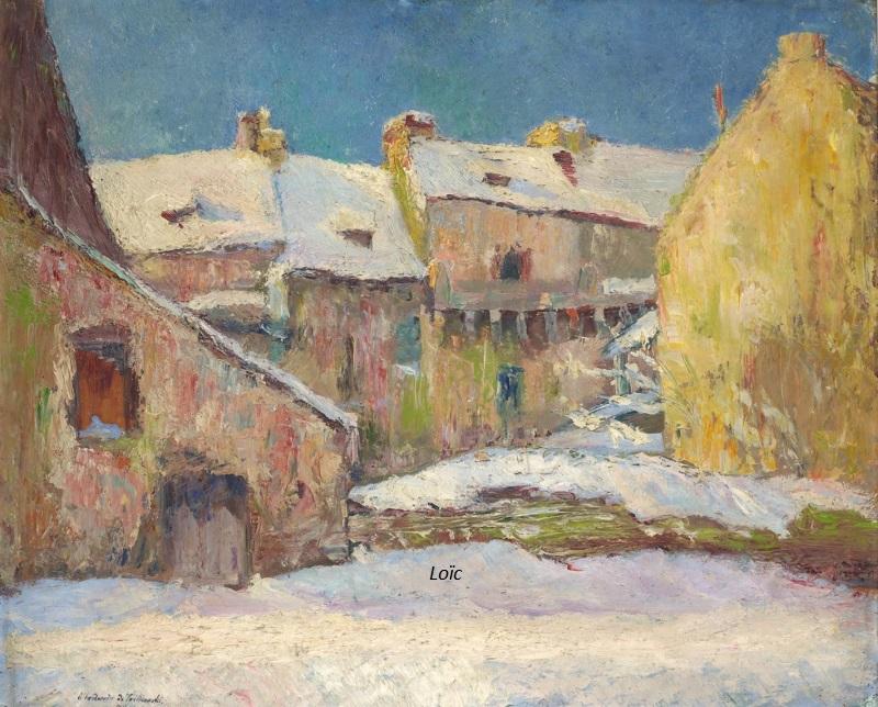 Terlikowski Vladimir Besse Vieux remparts