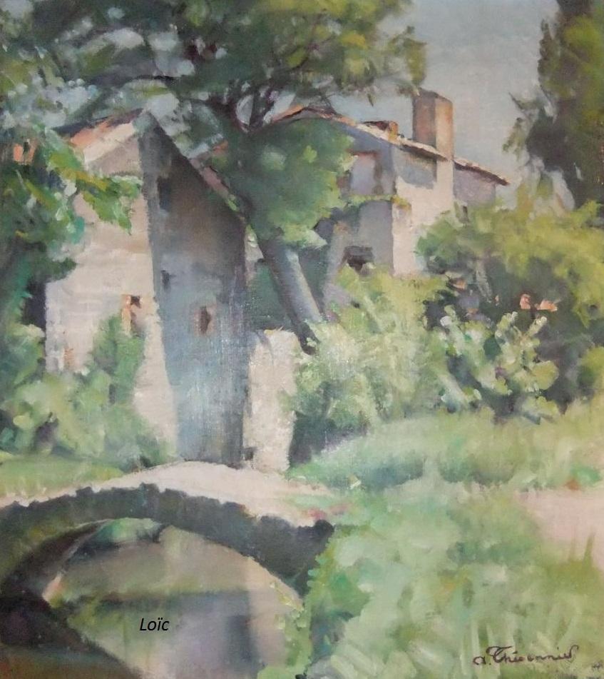 Thesonnier Le Pont